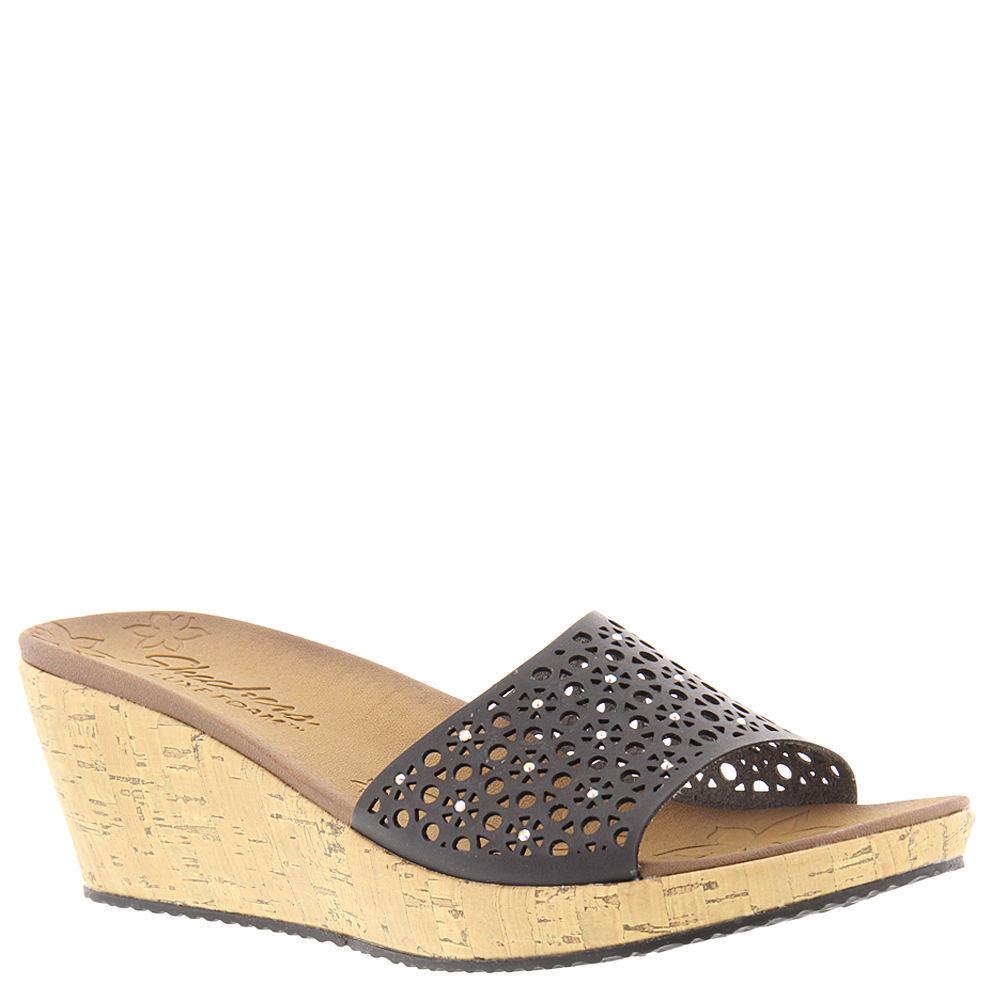 Skechers Cali Beverlee-Party Hopper Women's Black Sandal ...