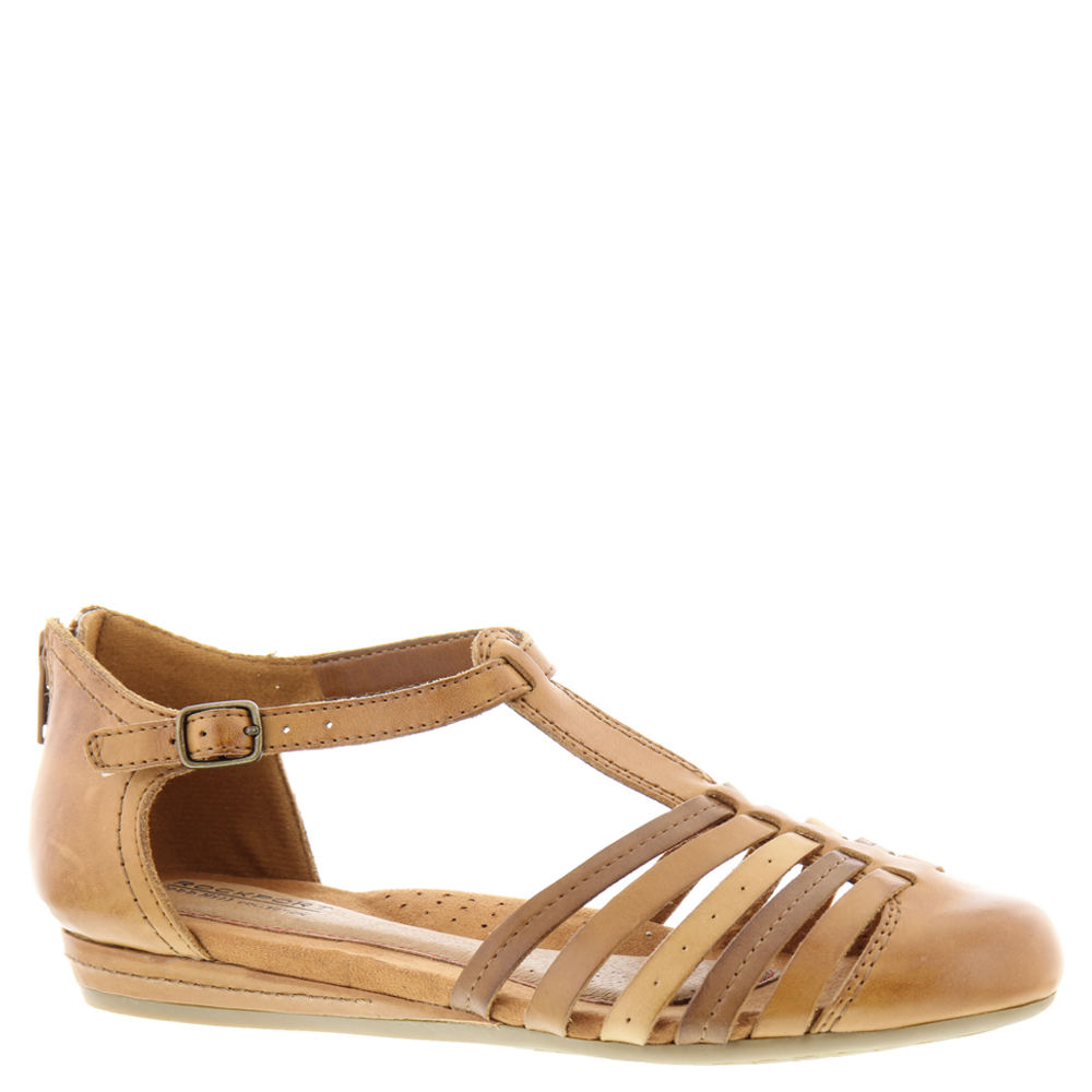 Cobb Hill Collection Galway Strappy Women's Tan Sandal 9 W