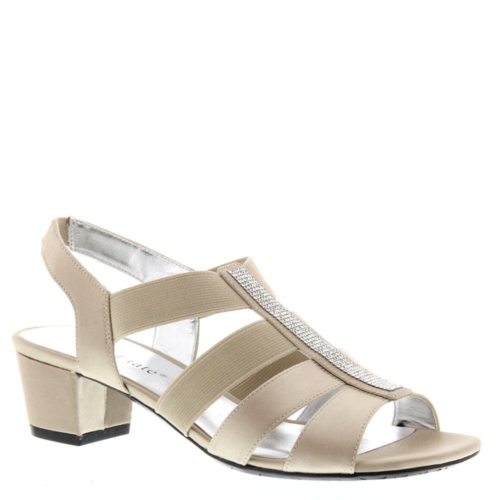 David Tate Eve Women's Gold Sandal 7.5 N