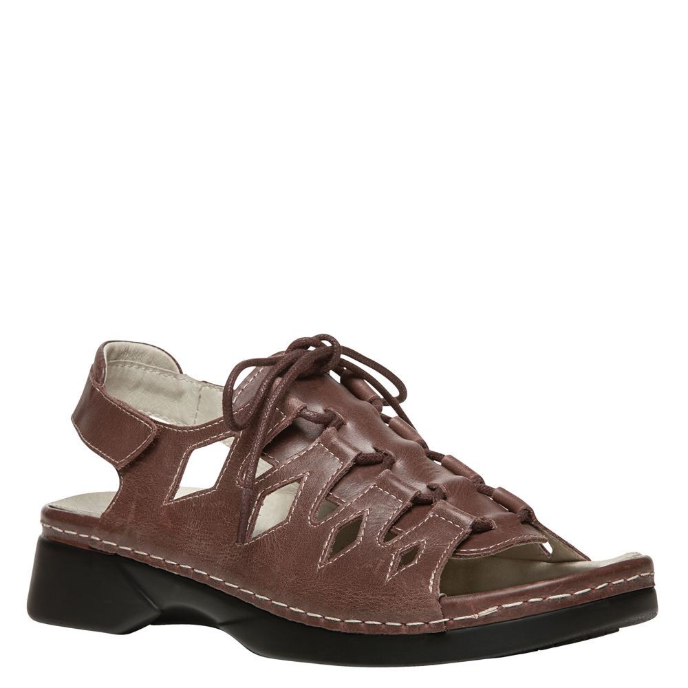 Propét Ghillie Walker Women's Brown Sandal 9 XW