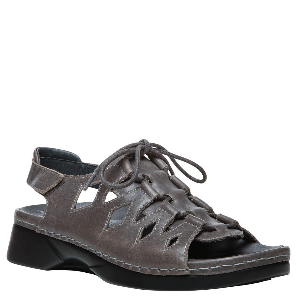 Propét Ghillie Walker Women's Grey Sandal 8 XW