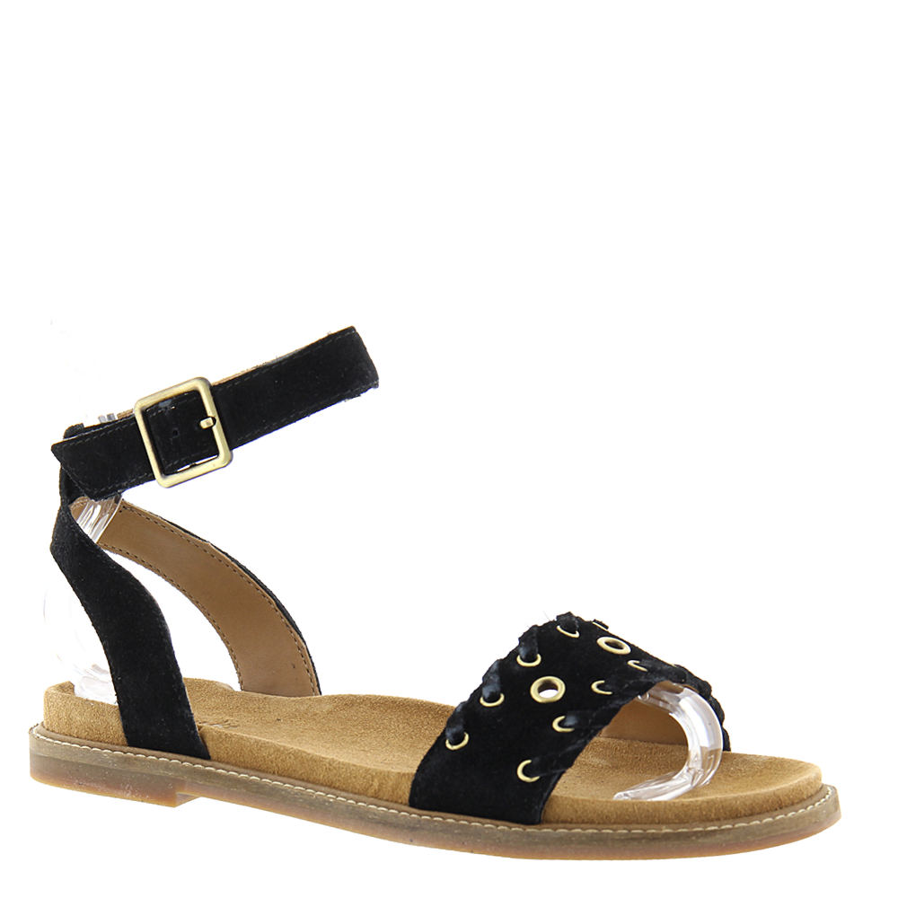 Clarks Corsio Amelia Women's Black Sandal 8 M 536241BLK080M