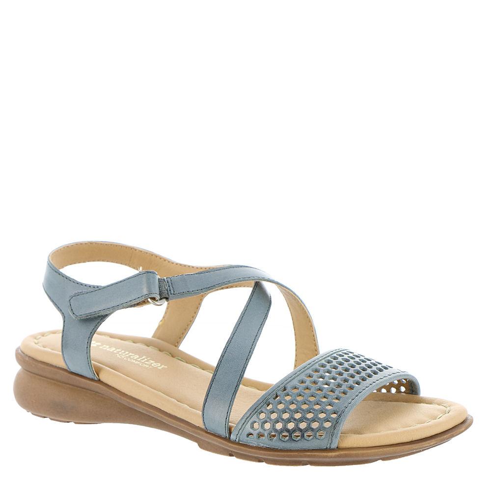Naturalizer Juniper Women's Blue Sandal 6 N