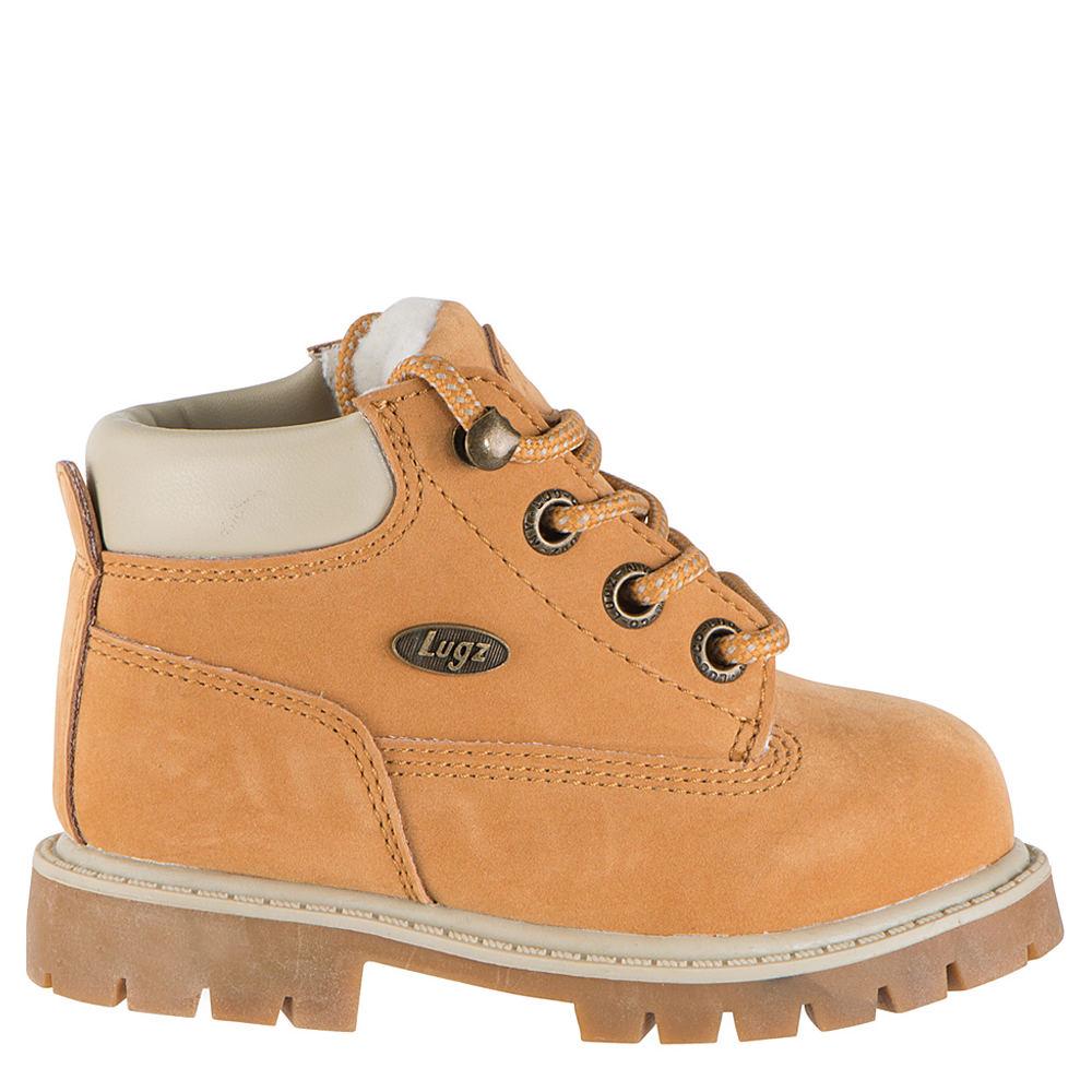 Lugz Drifter Fleece Kids Infant-Toddler Tan Boot 12 Toddl...