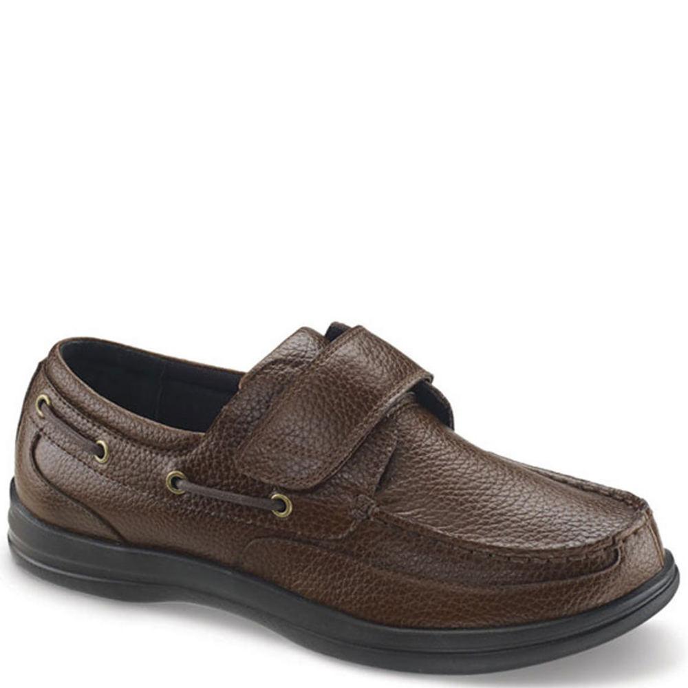 Apex Digital Classic Strap Boat Shoes Men's Brown Slip On...