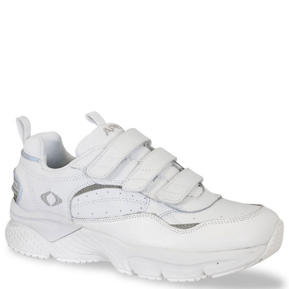 Apex Digital 3-Strap X Walker Men's White Walking 10 XW