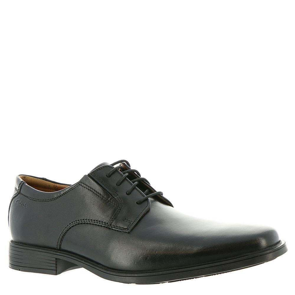 Clarks Tilden Plain Men's Black Oxford 9 W