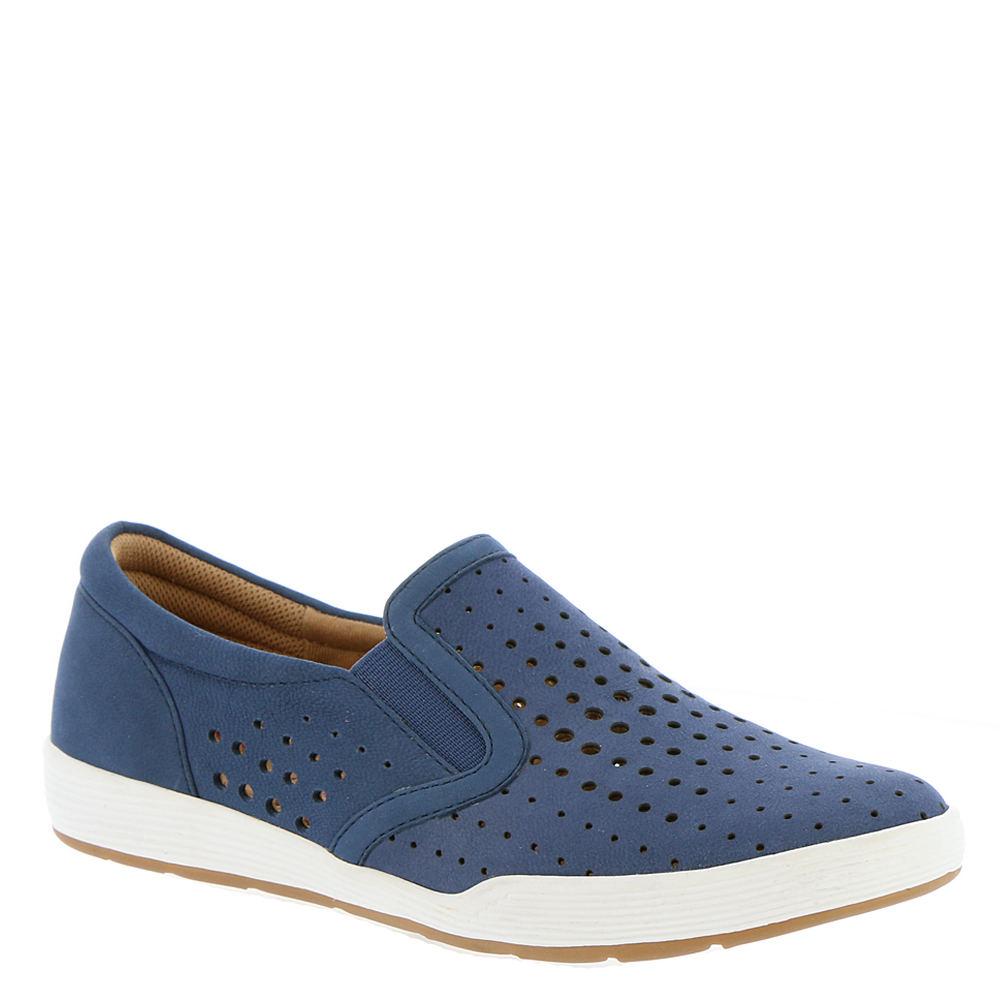 Comfortiva Lyra Women's Blue Slip On 9.5 W