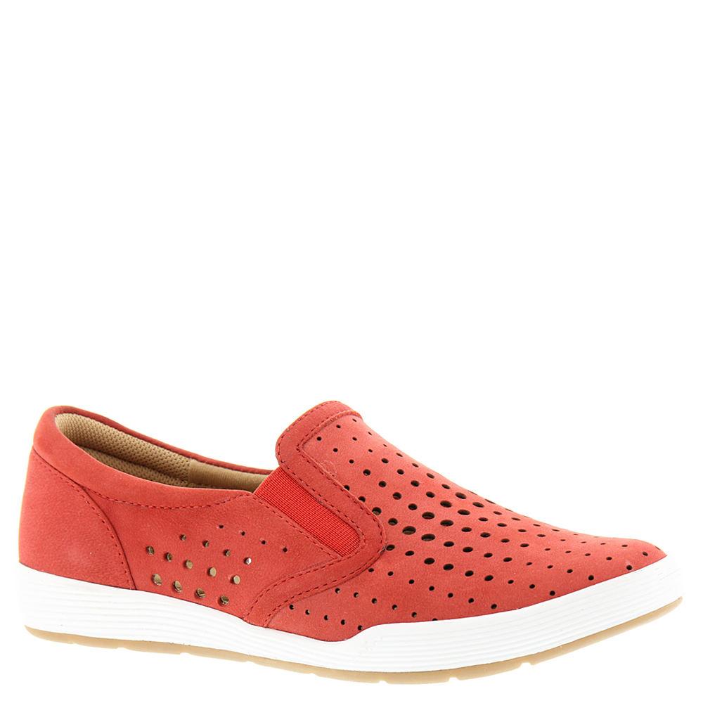 Comfortiva Lyra Women's Red Slip On 6 W