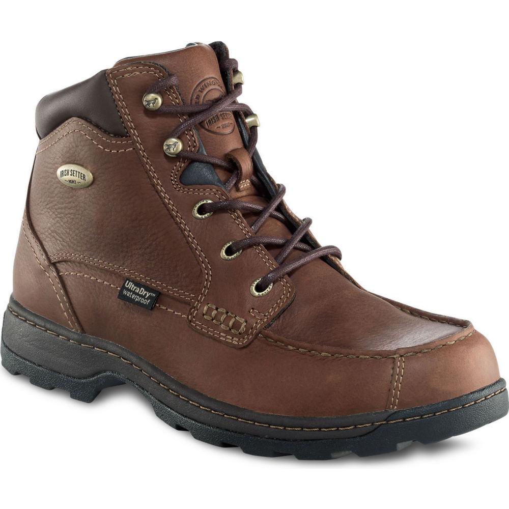Irish Setter Soft Paw Men's Brown Boot 14 D