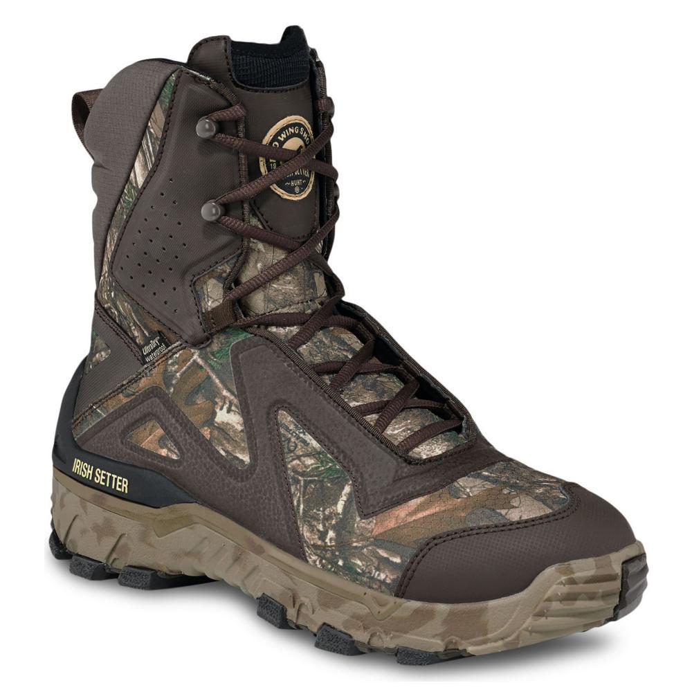 Irish Setter Vaprtrek Men's Brown Boot 8 D