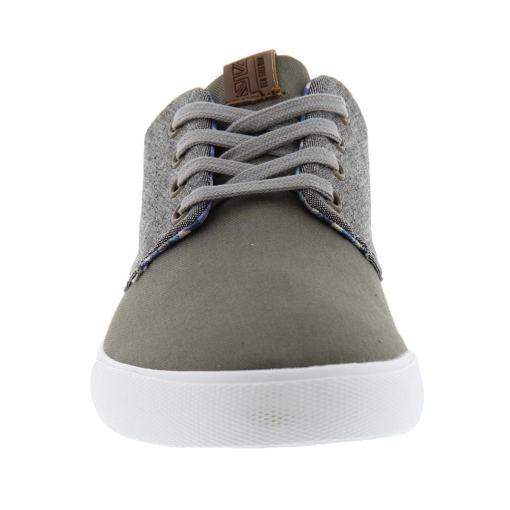 ben sherman rhett sneaker mens oxford ebay
