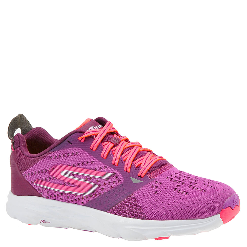 Skechers Performance Go Run Ride 6 Women's Purple Running 11 M 537352PRP110M