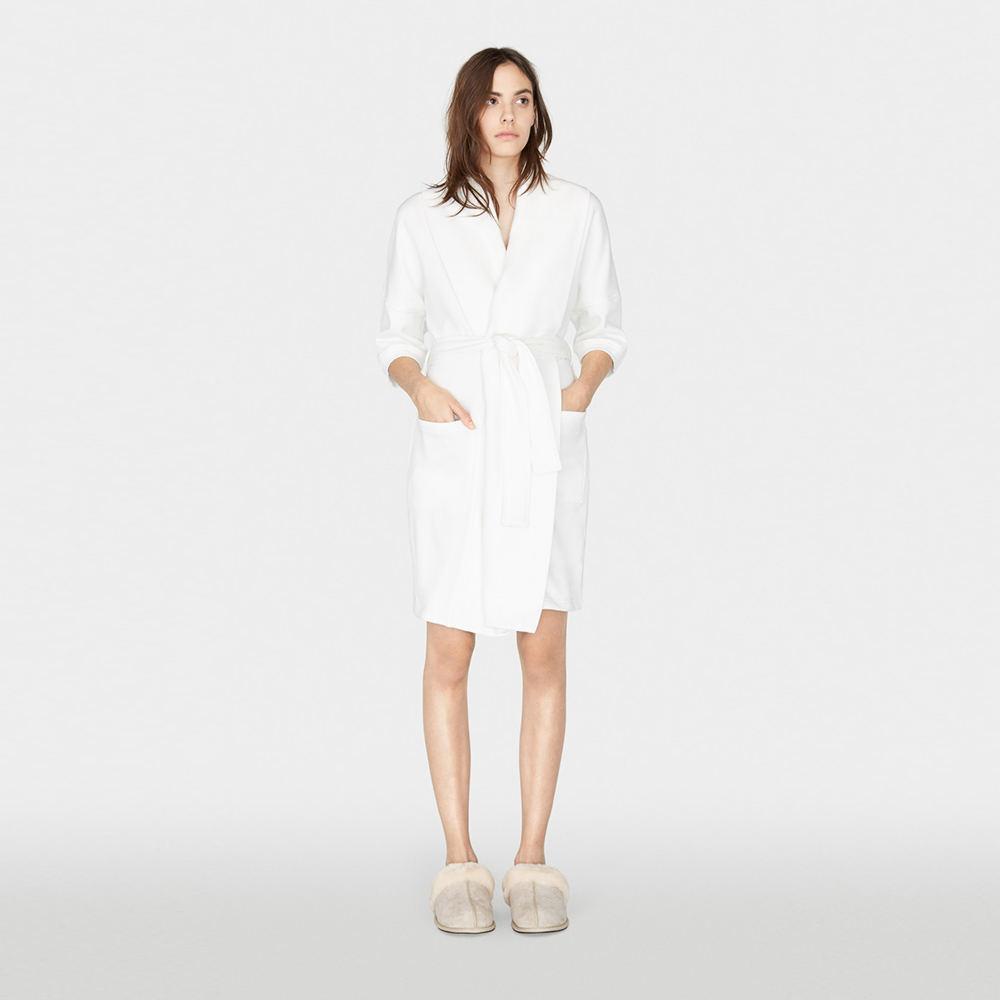 UGGR Women's Aline Robe Bone Sweaters XL 712076CRMXL