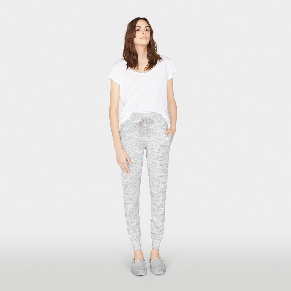 UGGR Women's Mila Jogger Pants Black Pants XL-Regular 712088BLHXL