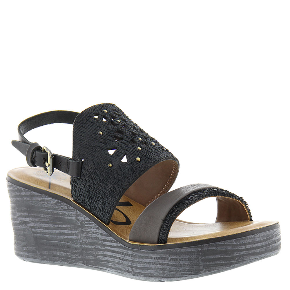 OTBT Hippie Women's Black Sandal 8.5 M