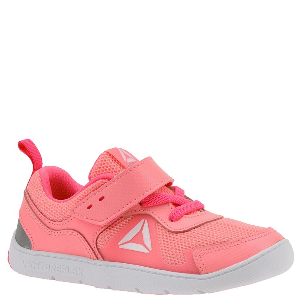 Reebok Ventureflex Stride 5.0 Girls' Infant-Toddler Pink ...
