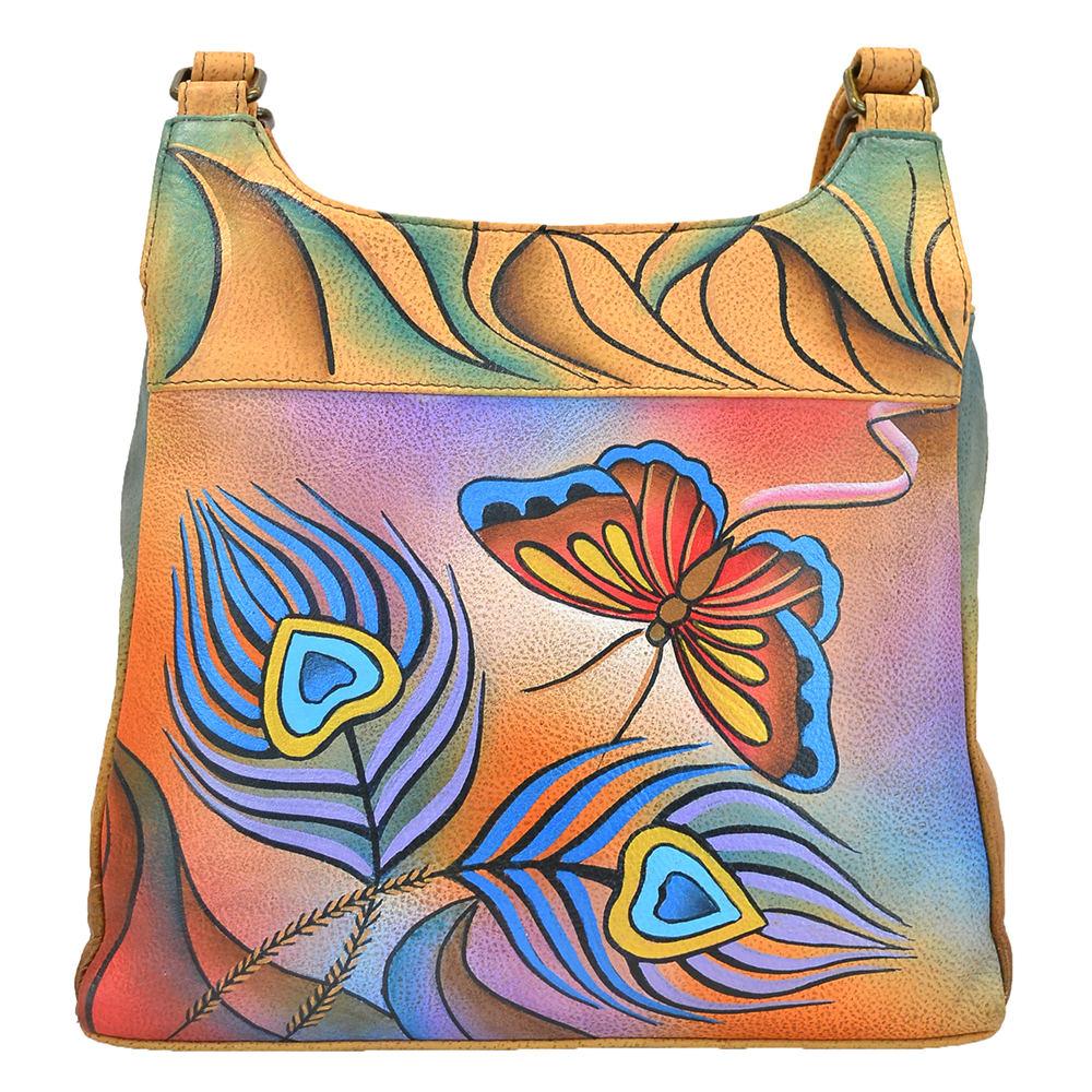 Anna by Anuschka Medium Hobo Multi Bags No Size