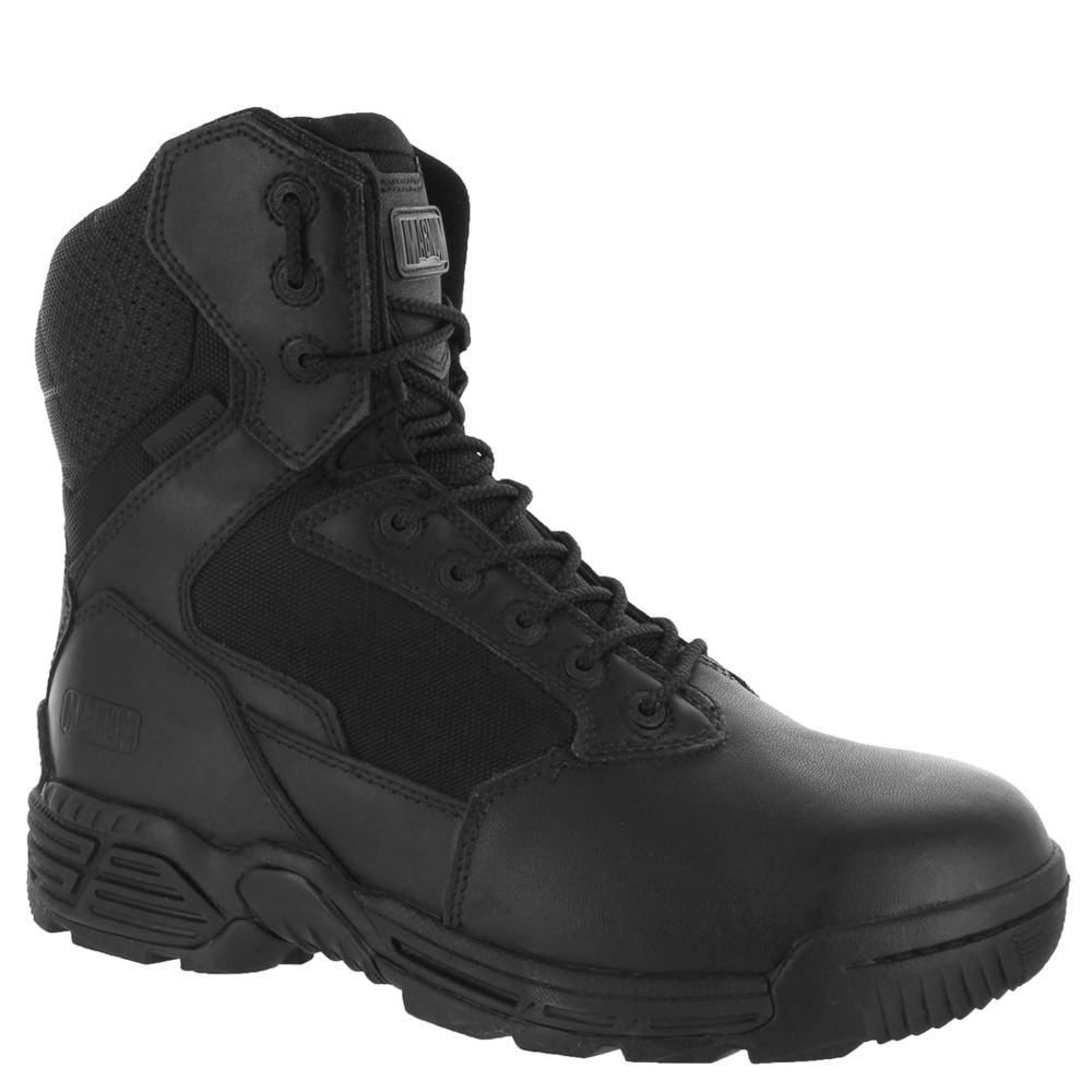 Magnum Boots Stealth Force 8.0 SZ WPI Men's Black Boot 9 D