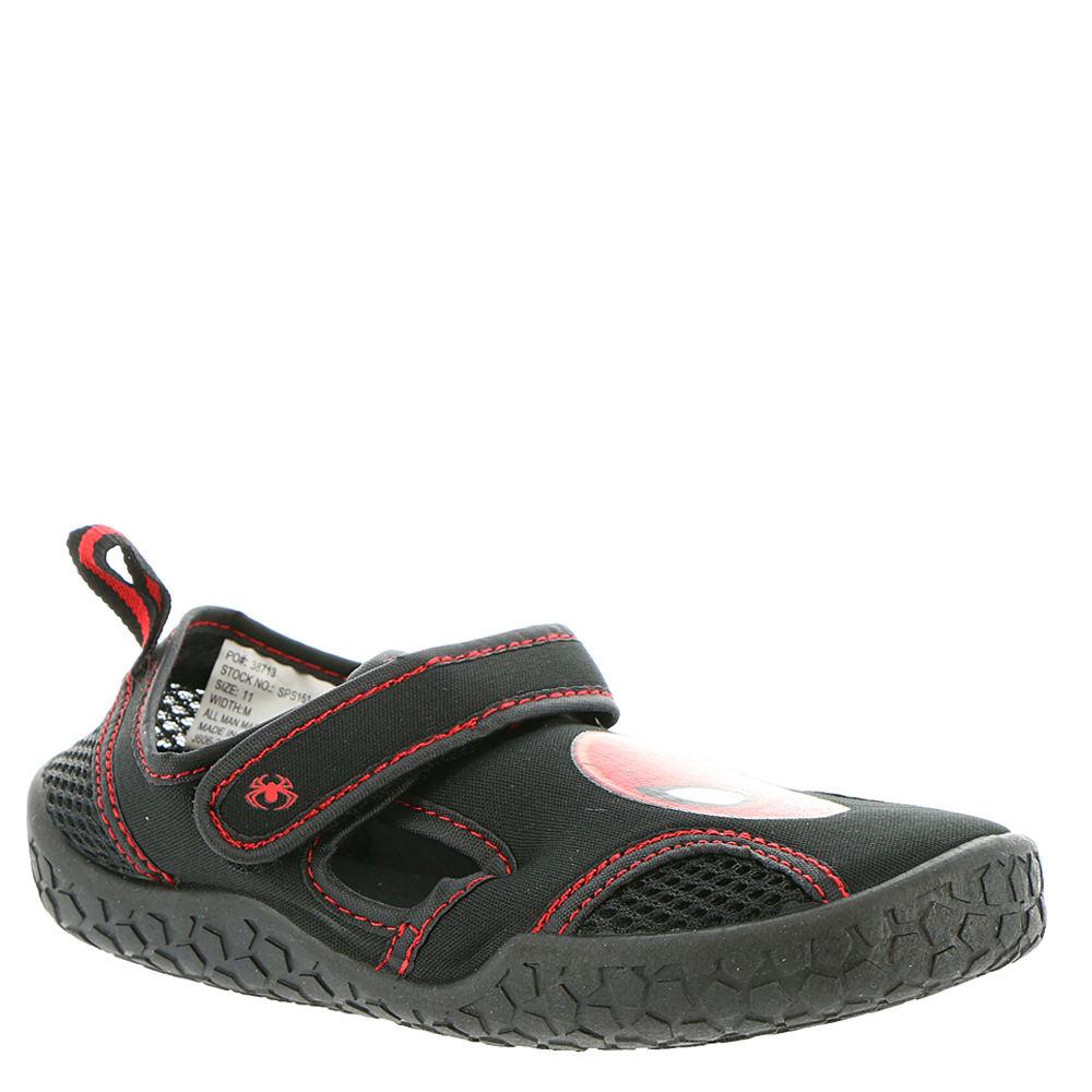 Marvel Spider-Man Water Shoe SPS151 Boys' Toddler Black Slip On 7 Toddler M 823730BLK070M
