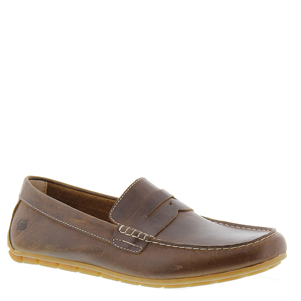 Born Andes Men's Brown Slip On 10.5 M
