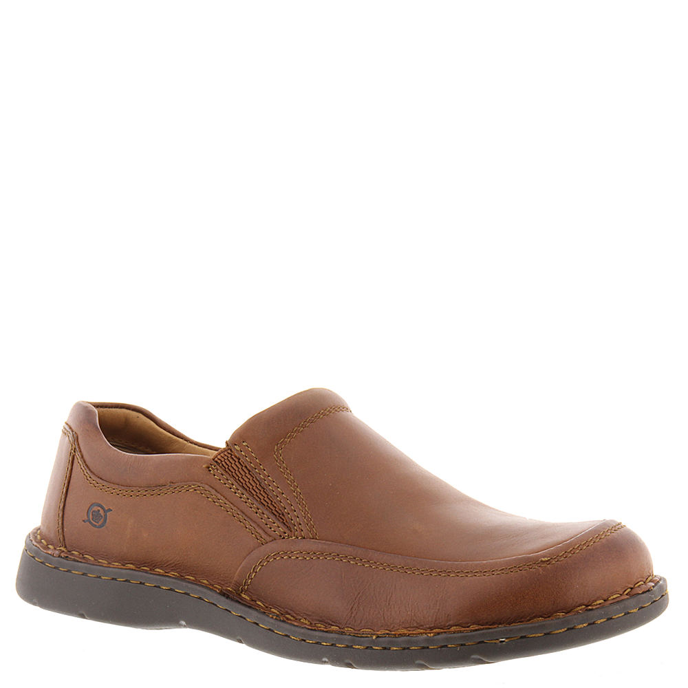 Born Luis Men's Tan Slip On 10 M