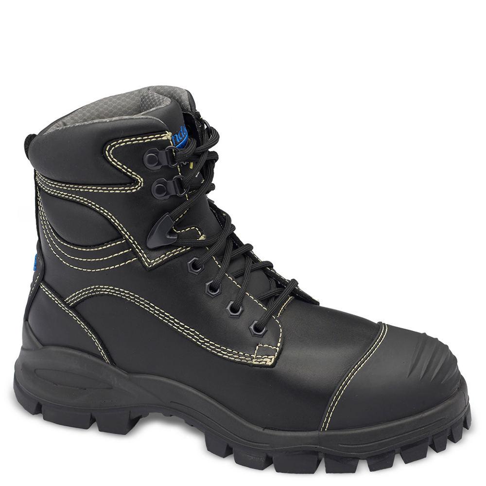 Blundstone xFoot Rubber Premium Black Boot UK 13      US ...