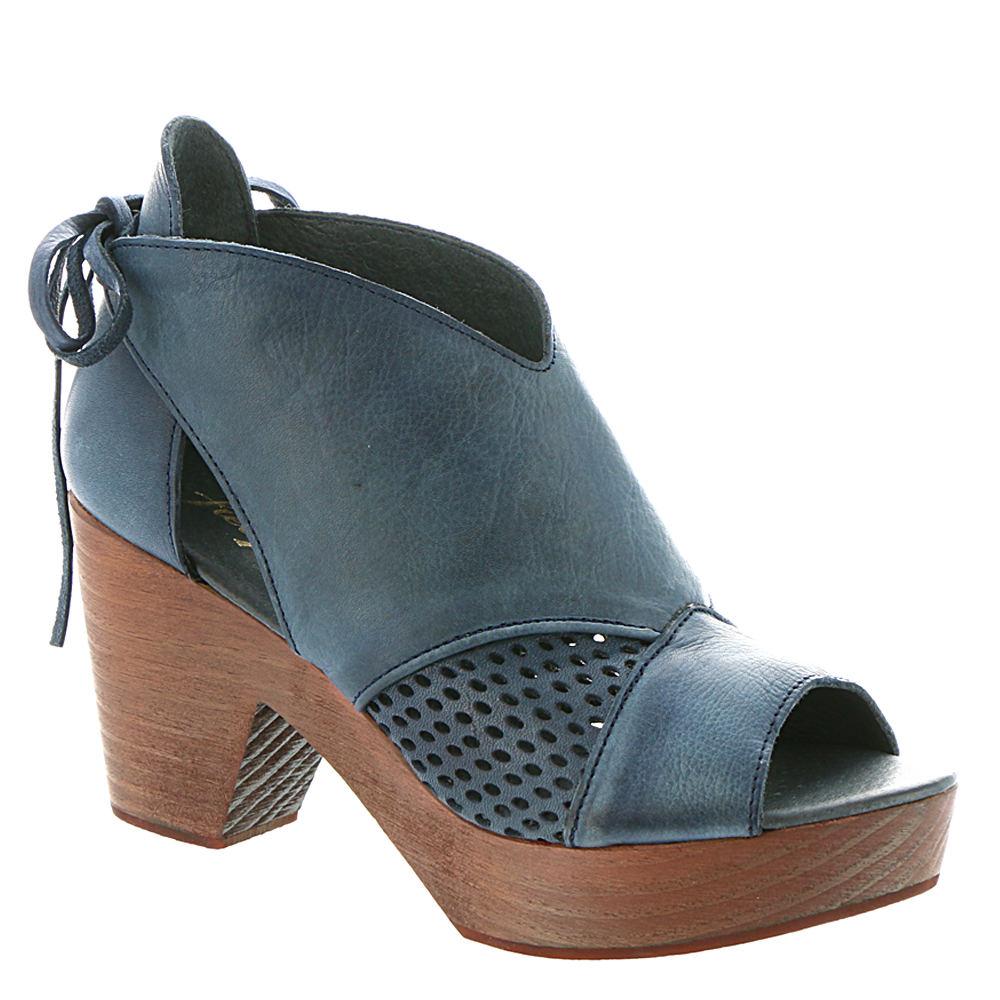 Free People Revolver Clog Women's Grey Sandal Euro 39 US 8.5 - 9 M 539047DGY390M