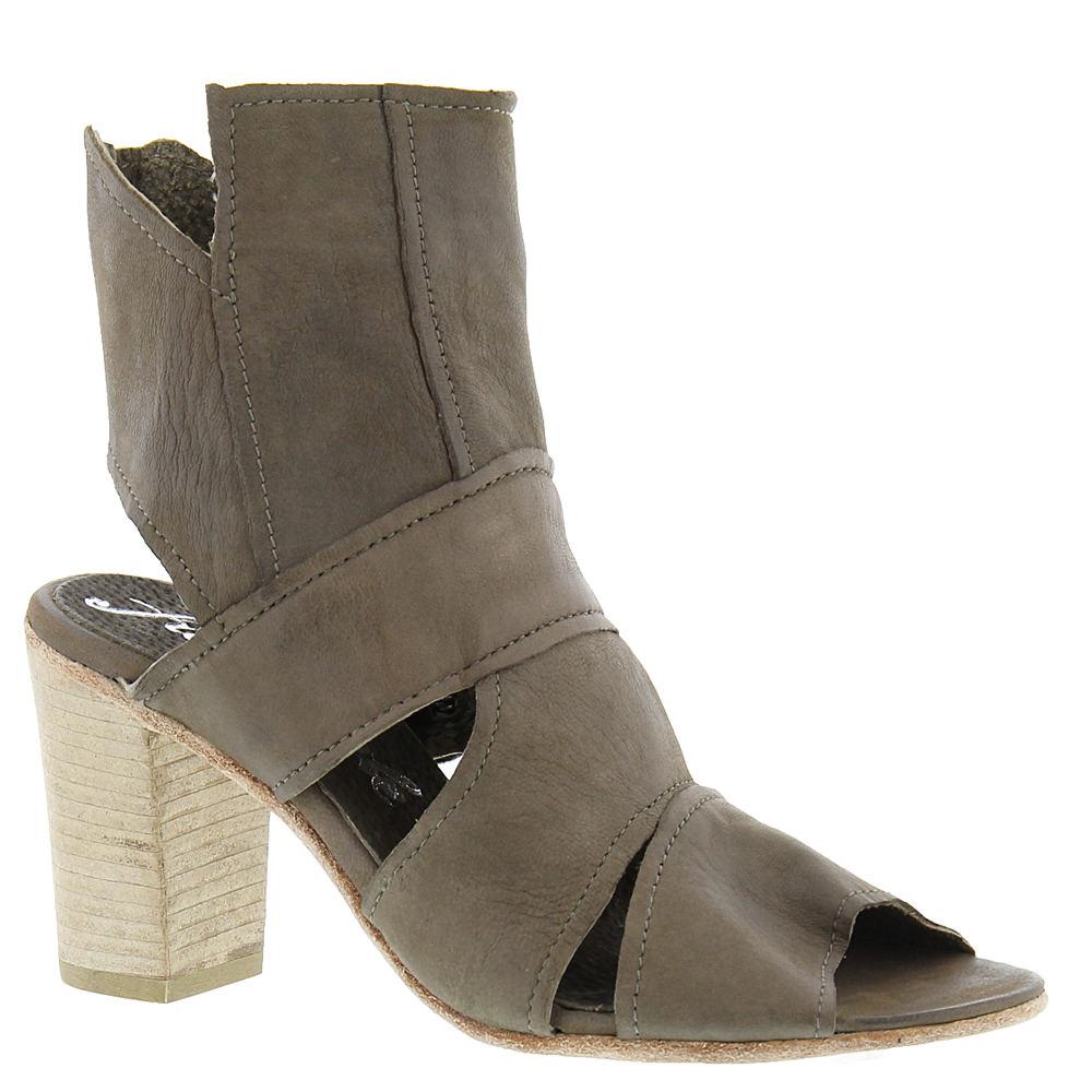 Free People Effie Block Heel Women's Grey Sandal Euro 38 US 7.5 - 8 M 539032GRY380M