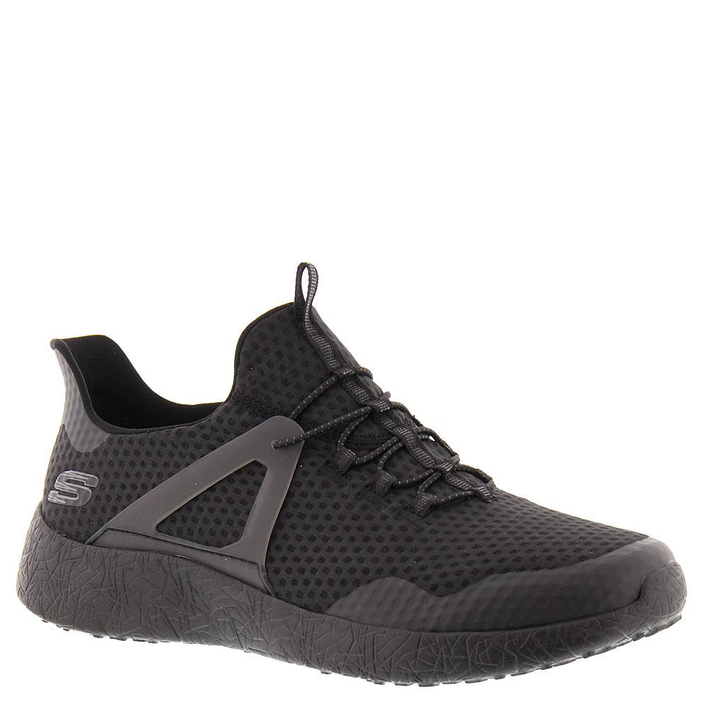 Skechers Sport Burst-Shinz Men's Black Sneaker 10 M 539015BLK100M