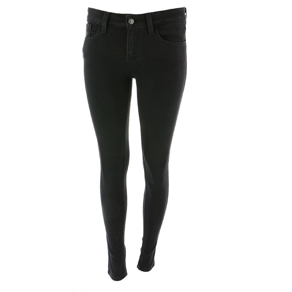 Levi's Misses 535 Super Skinny Jeans Black Pants 32-Regular