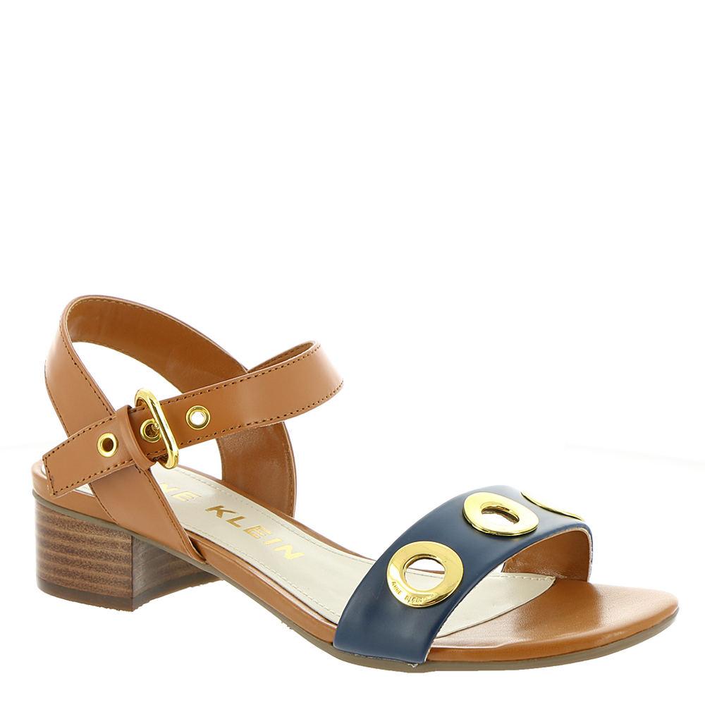 Anne Klein Ellamae Women's Brown Sandal 7 M