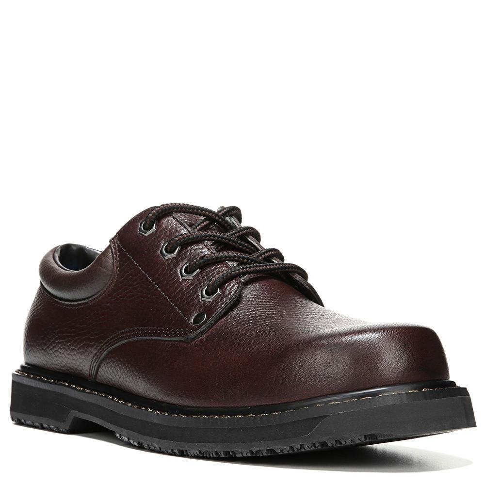 Dr. Scholls Harrington II Men's Brown Oxford 12 W
