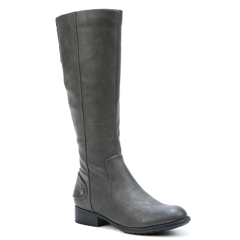 LifeStride XandyWC Women's Grey Boot 7.5 W