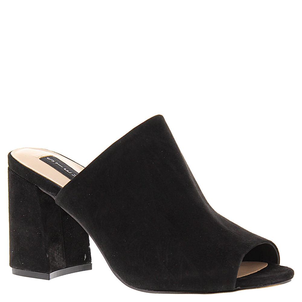 Steven By Steve Madden Fume Women's Black Sandal 9 M 540776BLK090M