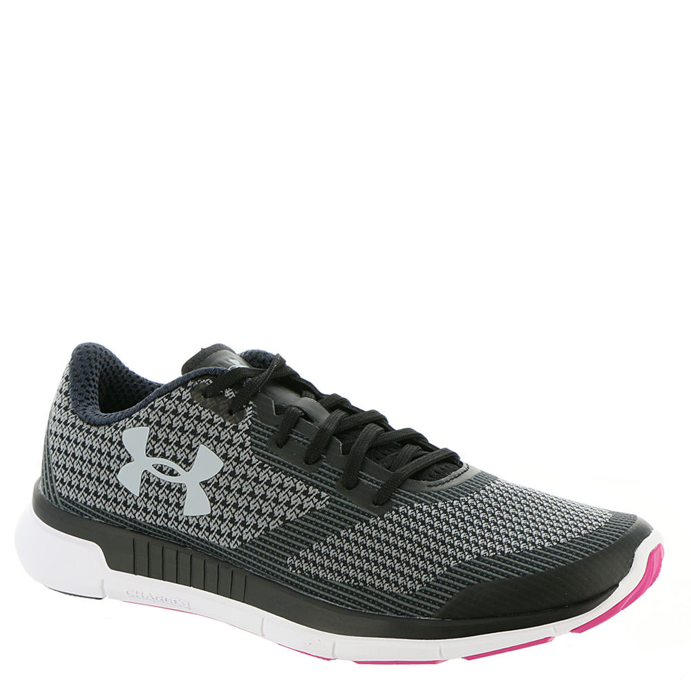 Under Armour Charged Lightning Women's Black Running 6 M 519034BLK060M