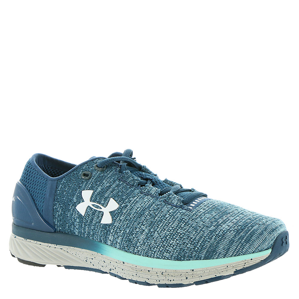 Under Armour Charged Bandit 3 Women's Blue Running 6 M 519041INK060M