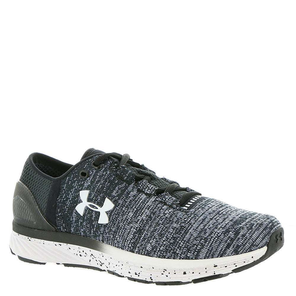 Under Armour Charged Bandit 3 Women's Black Running 6 M 519040BLK060M