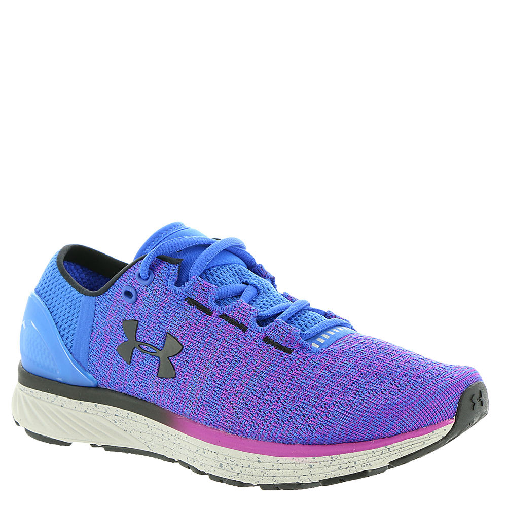 Under Armour Charged Bandit 3 Women's Blue Running 6 M 541372ULB060M