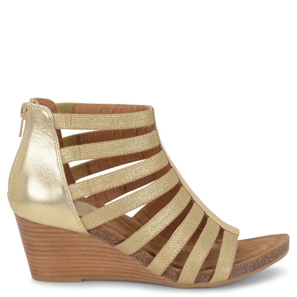 Sofft Mati Women's Gold Sandal 8 M