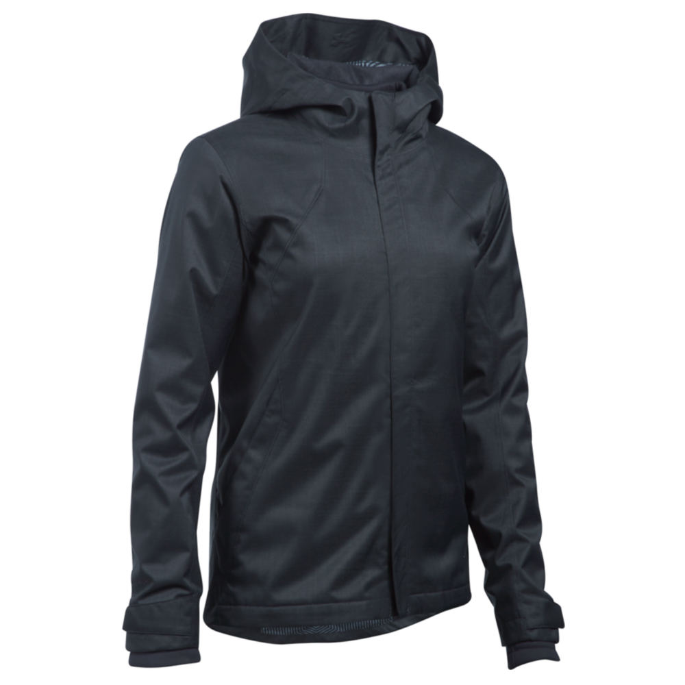 Under Armour Women's Coldgear Infrared Sienna 3-in-1 Jacket Black Jackets L 712324BLKL