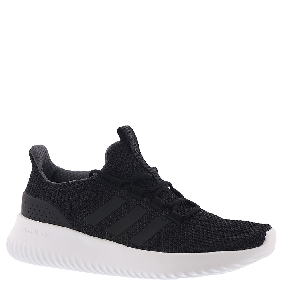 Adidas Cloudfoam Ultimate Men's Black Sneaker 13 M
