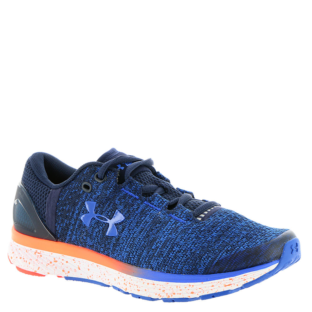 Under Armour BGS Charged Bandit 3 Boys' Youth Navy Runnin...