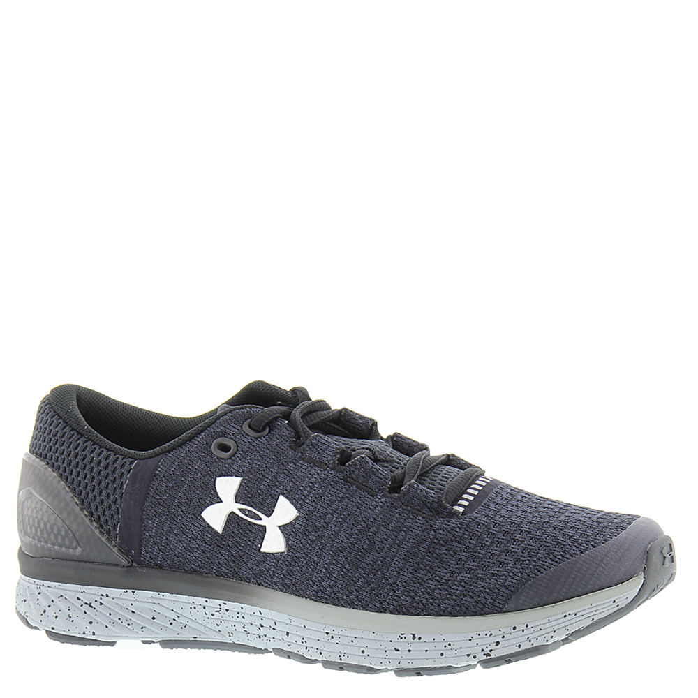 Under Armour BGS Charged Bandit 3 Boys' Youth Black Running 6 Youth M 824006BLK060M
