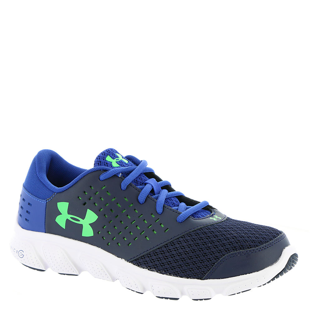 Under Armour BGS Micro G Rave RN Boys' Youth Navy Running 6.5 Youth M 824018NVY065M