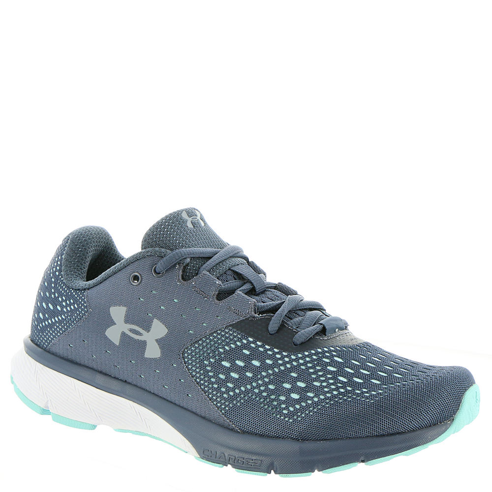 Under Armour Charged Rebel Women's Grey Running 6 M 541376GRY060M