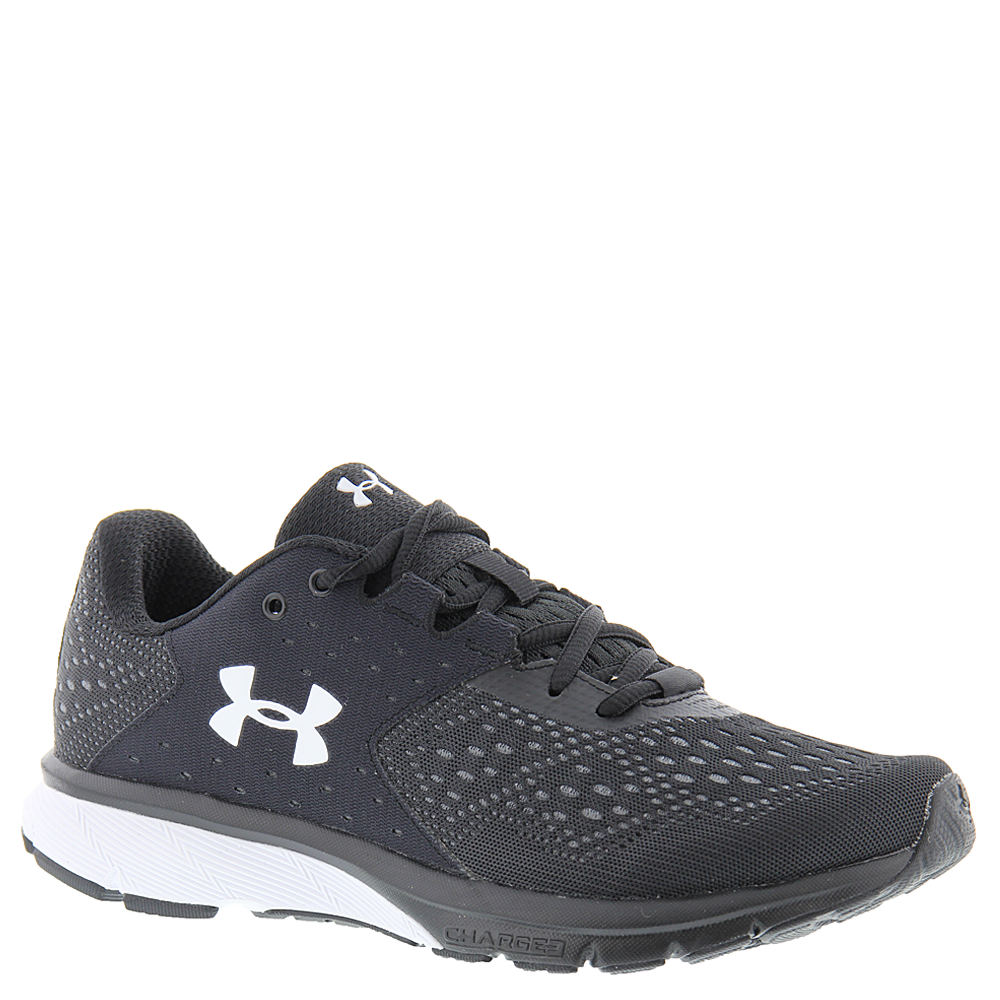 Under Armour Charged Rebel Women's Black Running 6 M 541374BLK060M
