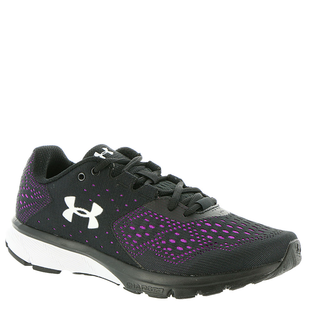 Under Armour Charged Rebel Women's Black Running 6 M 541375BLK060M