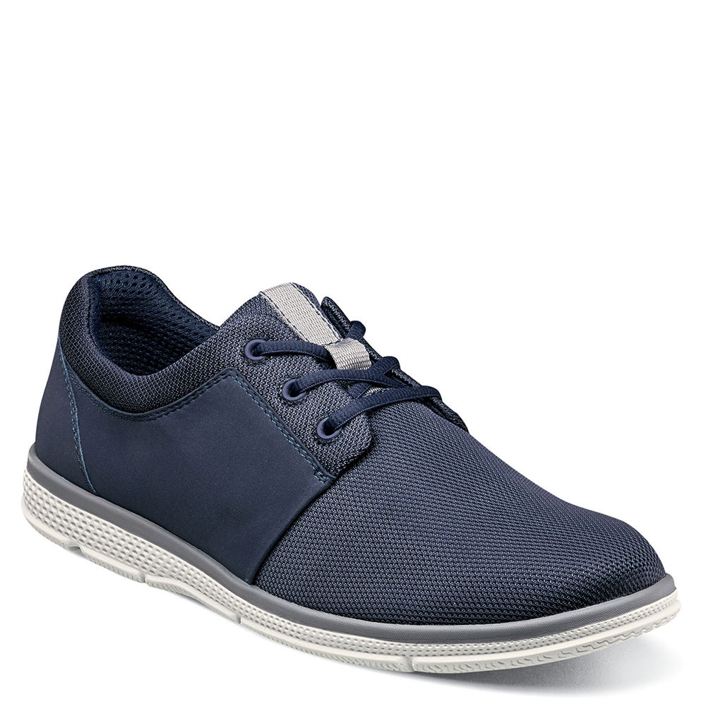 Nunn Bush Zepher Men's Navy Oxford 12 M