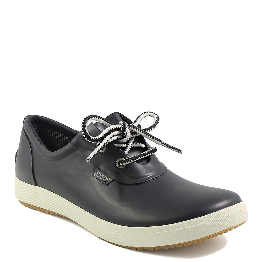 Bogs Quinn Shoe Women's Black Slip On 6 M